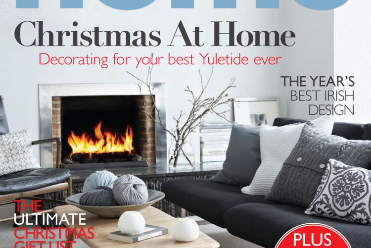 Sneak peek: House and Home November / December 2012 cover