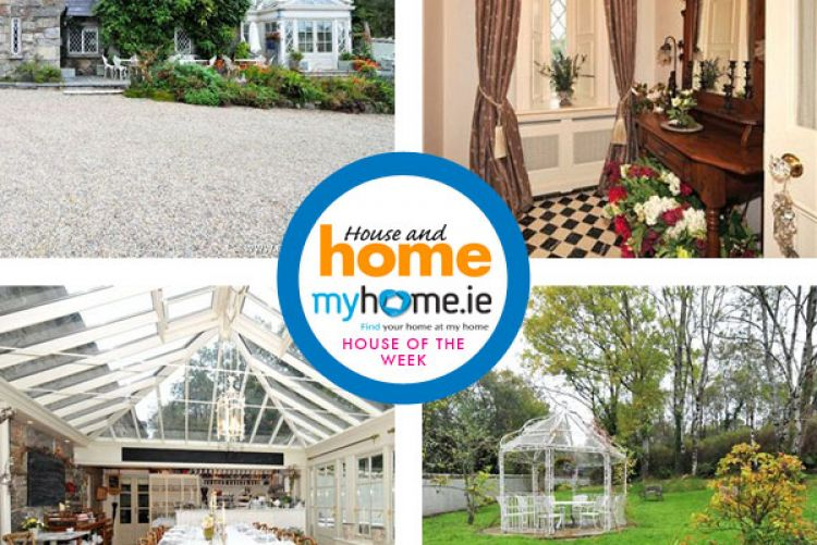 House of the week: Country chic in The Old School House, Wicklow