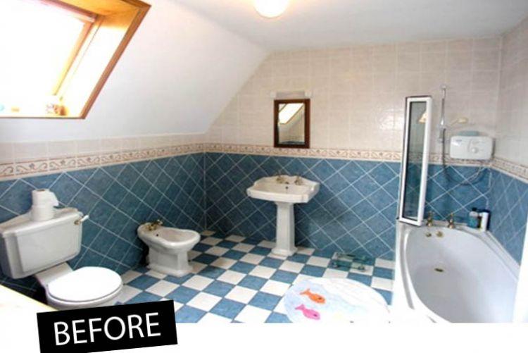 Real home makeover: Eva O'Donovan's wexford bathroom