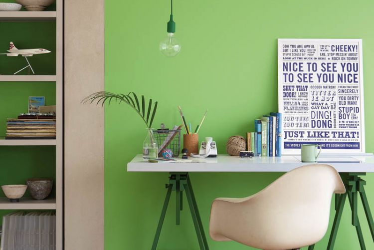 2 ways to go green with your interior