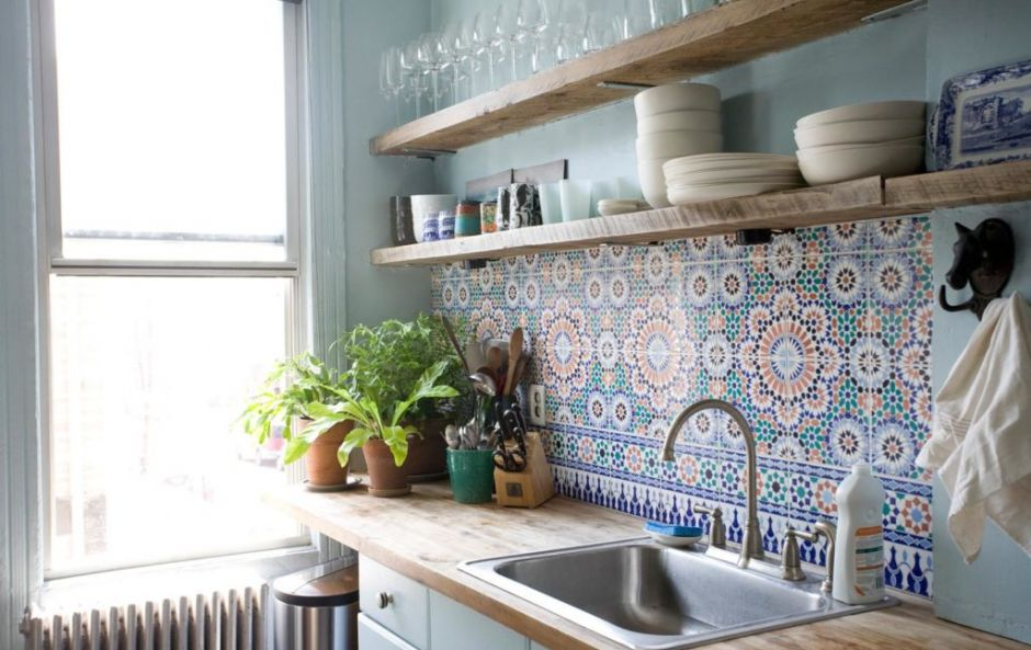 11 Of The Most Beautiful Kitchen Backsplashes We've Ever Seen