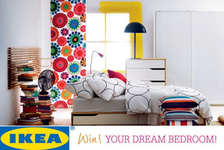 Win your dream IKEA bedroom!