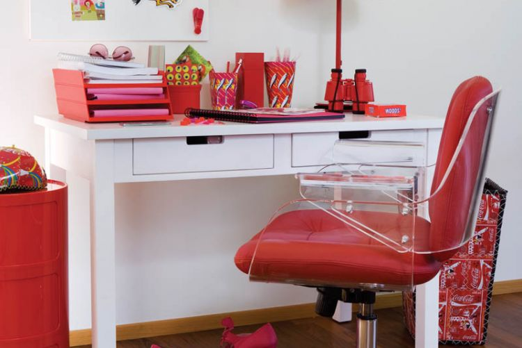 Happy Home: seeing red - a good or a bad idea in decor?