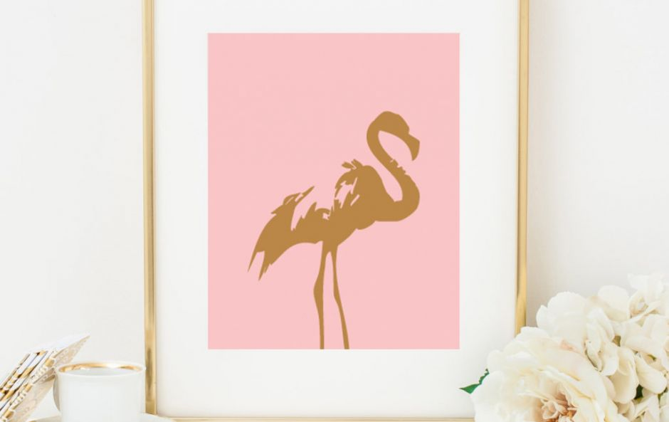 The summer's big, pink trend: proof that 2016 is the year of the flamingo