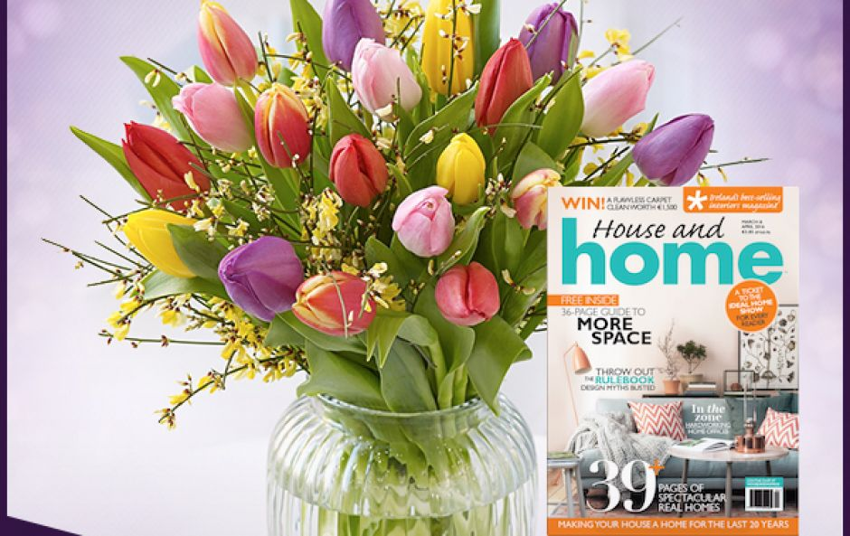 COMPETITION TIME! Win Beautiful flowers for you and a little something extra...