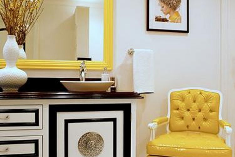 Get in the summer mood with yellow