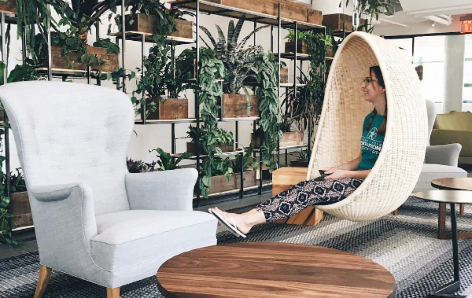 IN PHOTOS: These Etsy staff snaps prove the new Brooklyn HQ is really awesome