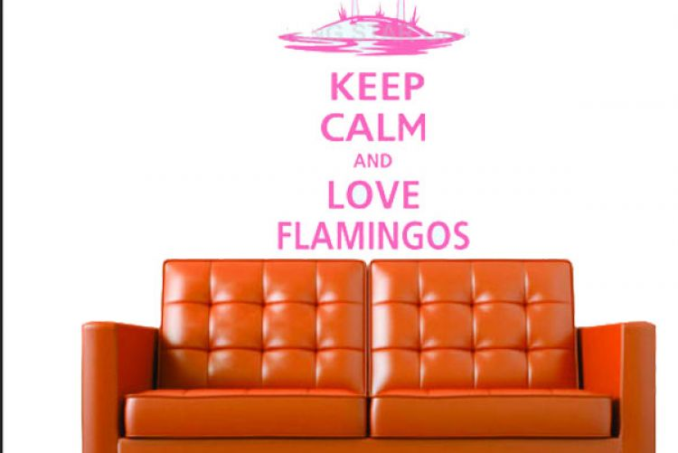 Trend Alert: Flamingo Print