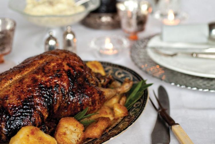 Winter Warmers: Honey-Roasted Duck with Creamy Parsnips and Gravy