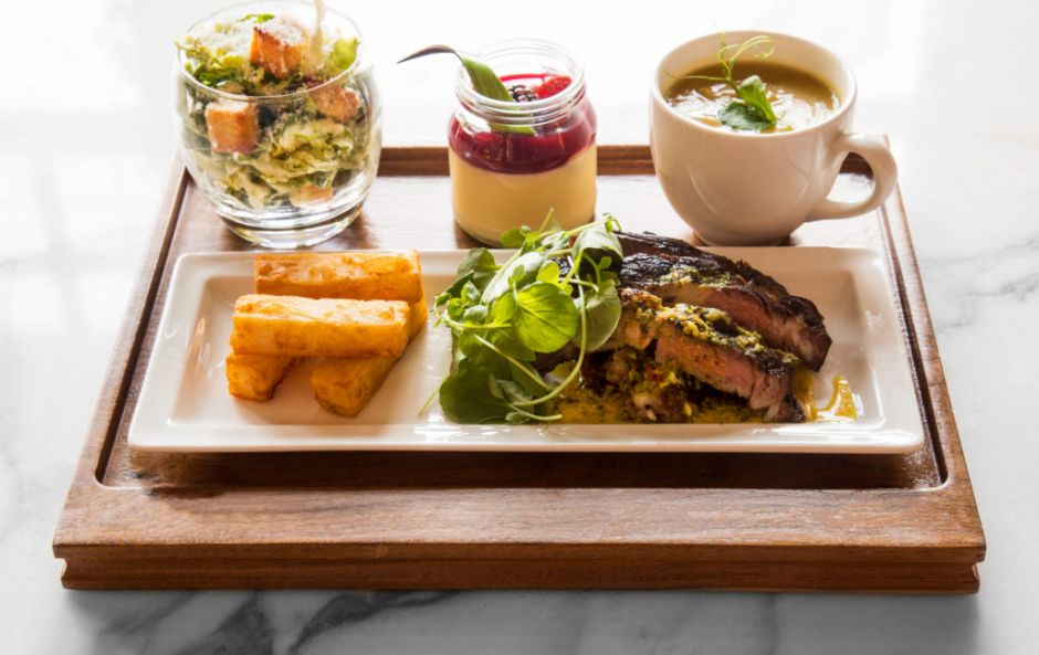 WIN! Three-course dinner for two at WILDE at The Westbury