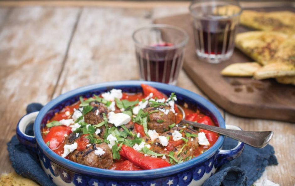 Brother Hubbard Recipes: Beef Koftas and Wedding Cous Cous