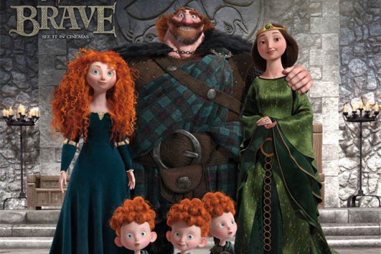 Win! 5 sets of family tickets to the Dublin premiere of Disney/Pixar's BRAVE!