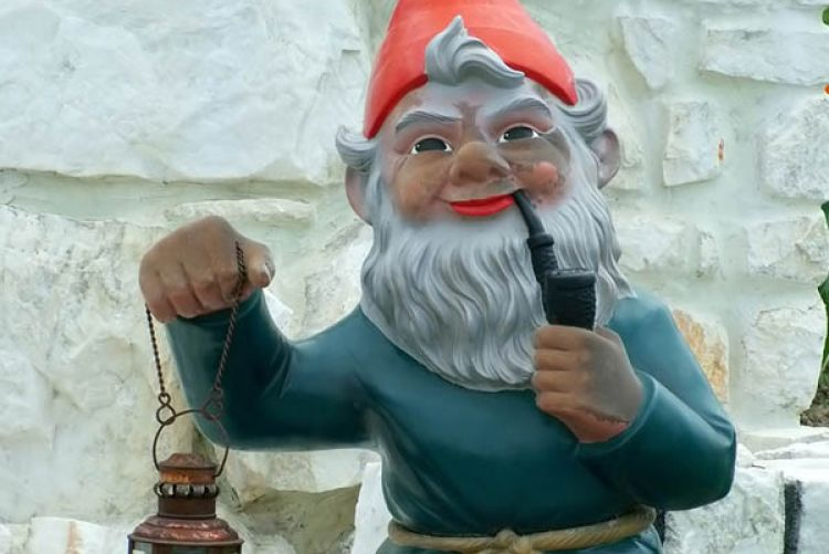 Gnome saying: a potted history of Garden Gnomes