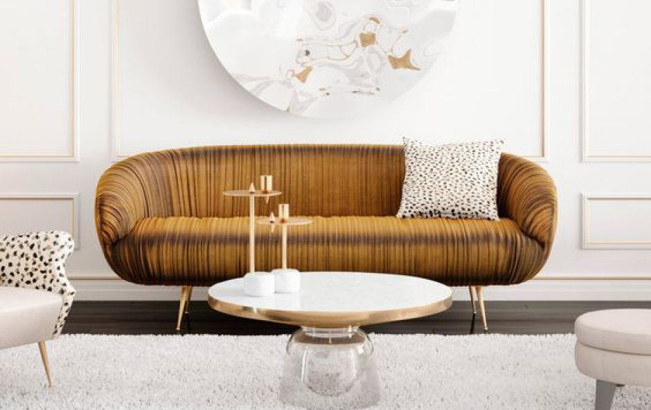 Colour Crush: gorgeous gold interiors buys we are loving