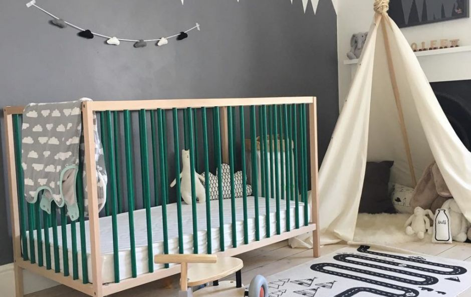 Get the look: our favourite Instagram nursery recreated