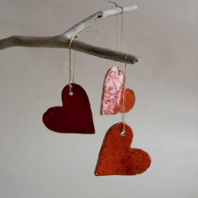 Karo Art hearts