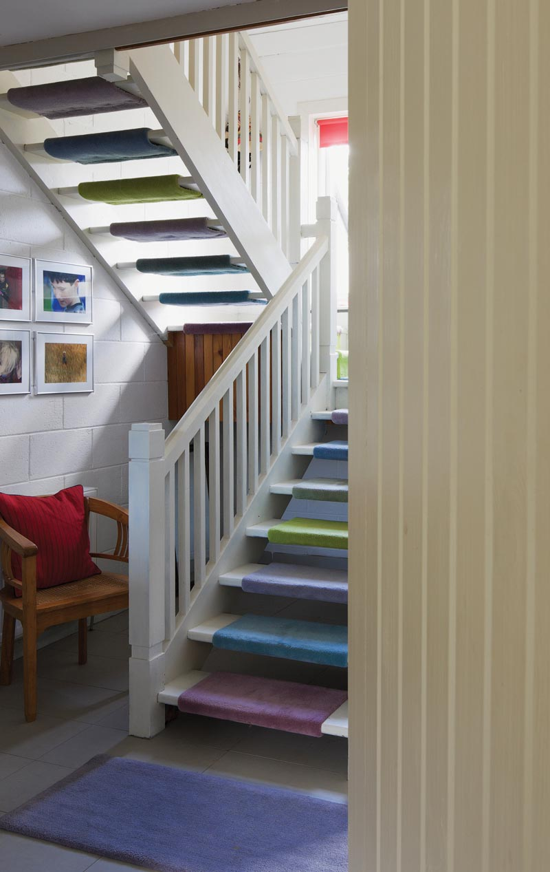 the statement stairs