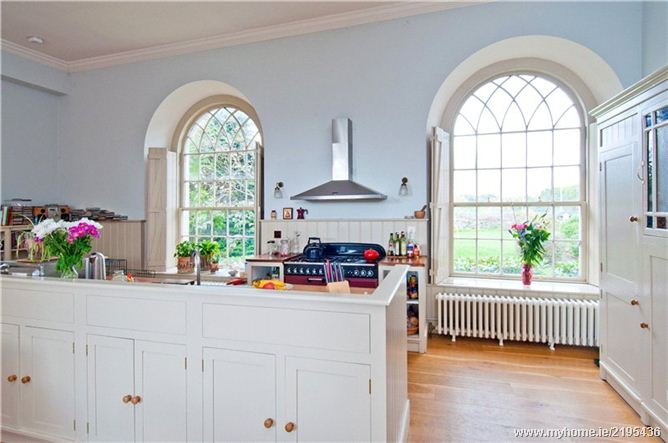 Maeve Higgins'  kitchen