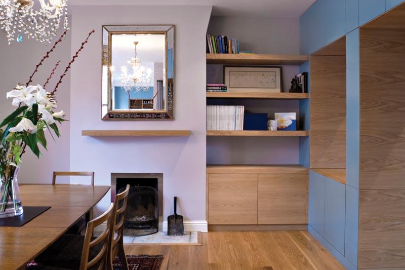 Nick Seymour's home renovation