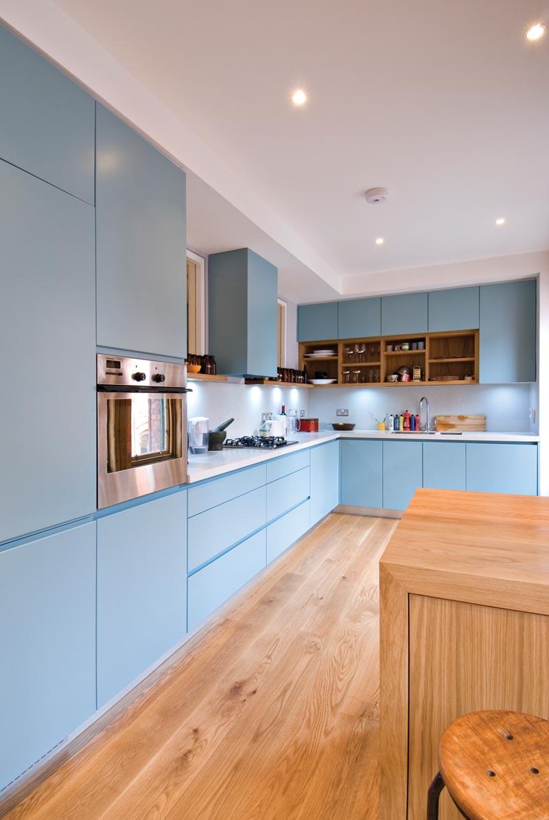 Nick Seymour's kitchen