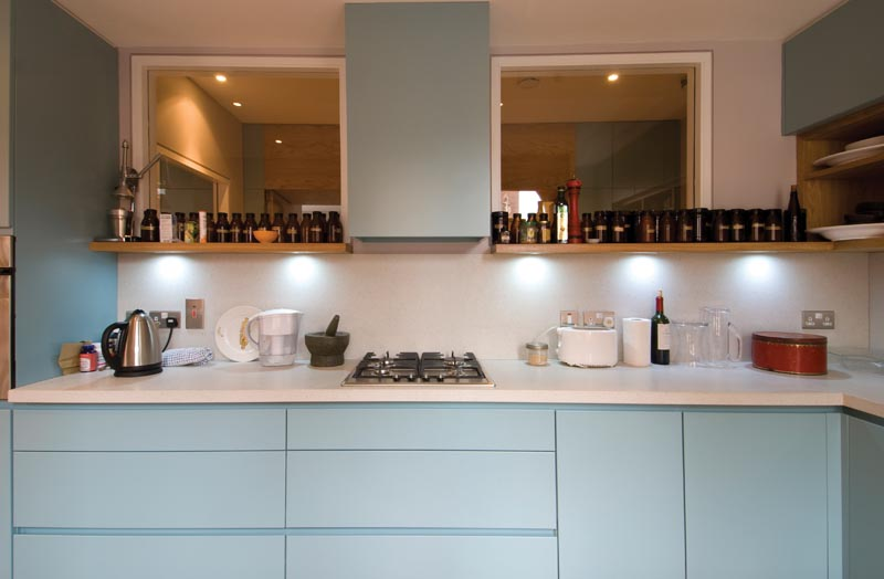 Nick Seymour's kitchen - shot 2
