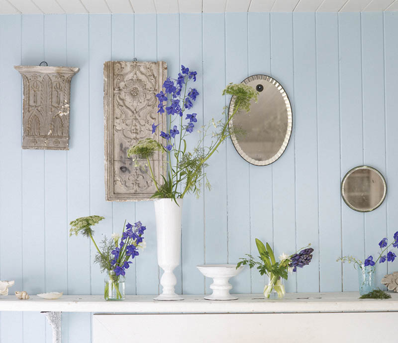 Try Waterleaf, €59 for 5 litres, Designers Guild at Silver River
