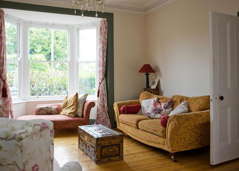 mary kingston's living room