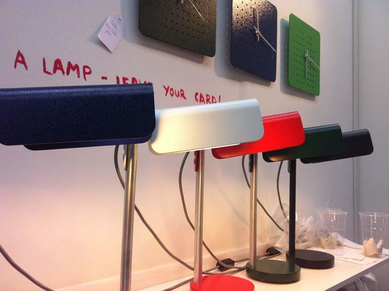 scottish designed lamp from Tent London