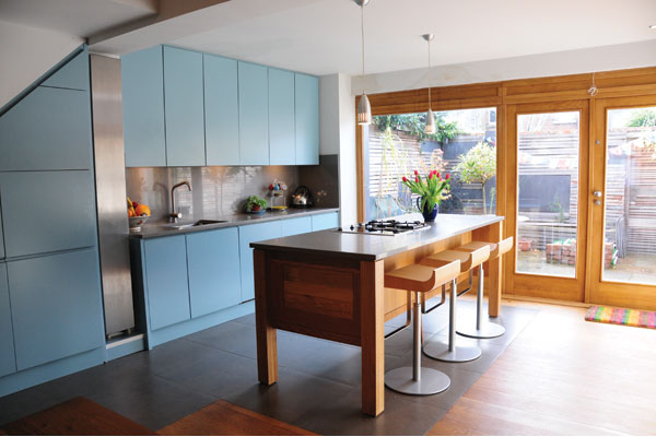Five incredible council house renovations for Kitchen design dublin