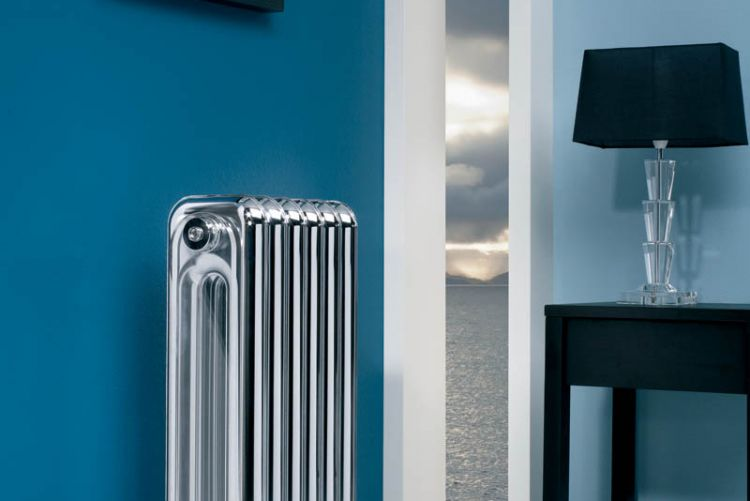 Hot stuff: we love the Vintage radiator from MHS