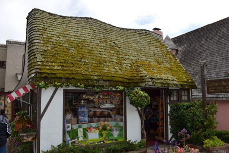 Fairytale homes of Carmel, California