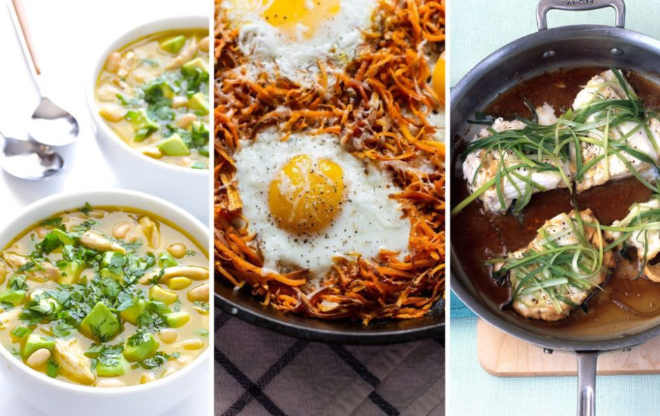 5 easy five-ingredient dinners you can make this week