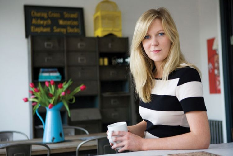 Exclusive sneak peek: Industrial style, salvage and upcycling in Vanessa Mac Innes' home