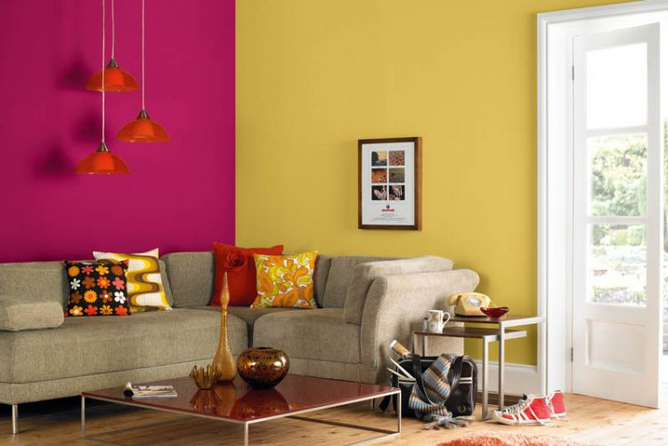Trend alert: Colourblock brights