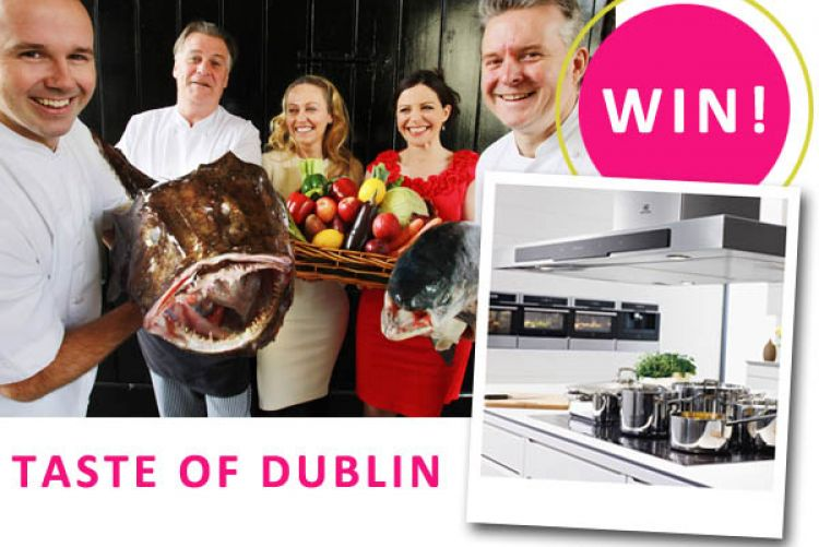 Win! VIP tickets to Taste of Dublin thanks to Electrolux