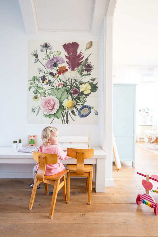 Personal wall decorations from IXXI