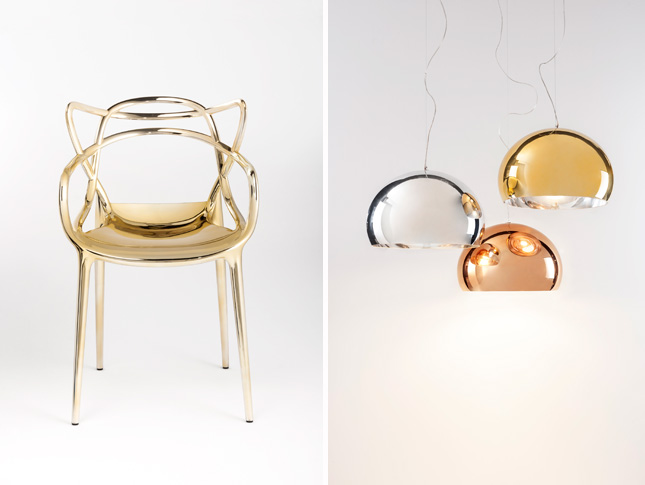 kartell-master-chair-gold