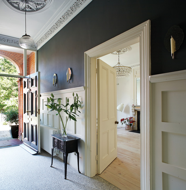 edwardian house interior. Alja Kramberger Step inside this gorgeous revamped Edwardian in Dublin