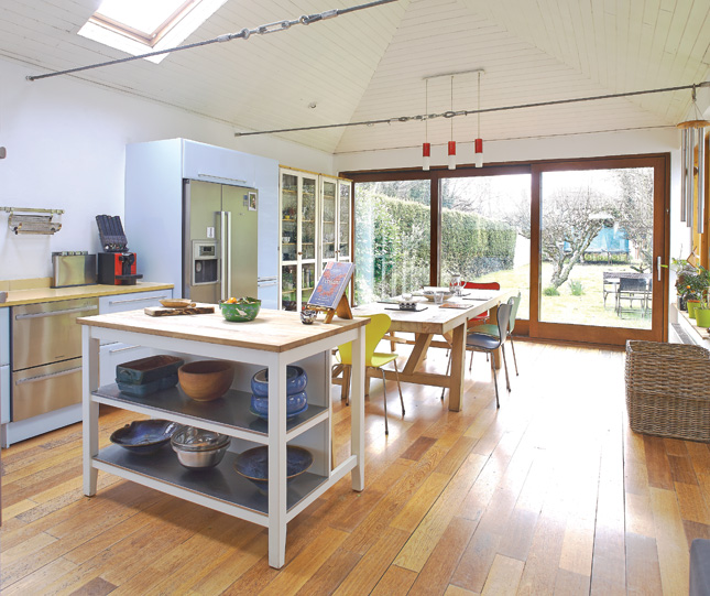 Real House Tour: Japanese And Scandinavian Influences With