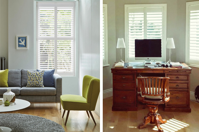 We are seeing a rise in the number of customers who are matching their shutter colours to their furnishings and colour scheme