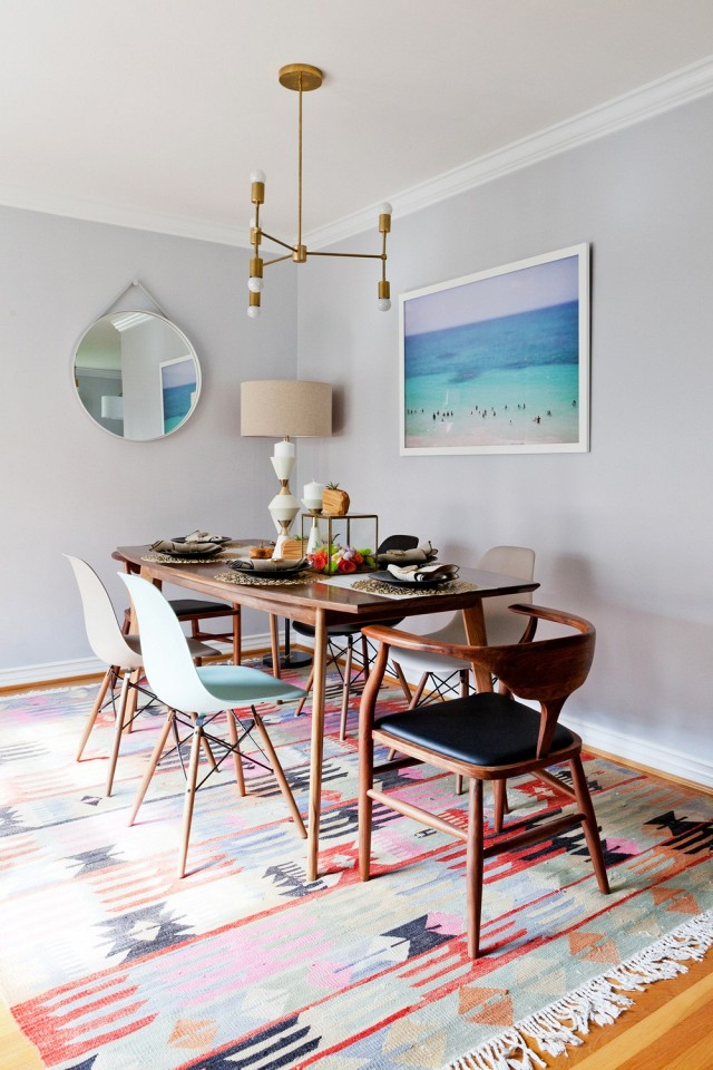28 Simple Dining Room Ideas For A Stunning Inspiration: 9 Bright Dining Rooms We'd Love To Eat Every Meal In