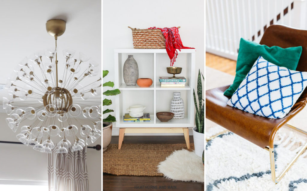 Make The Mid Century Modern Trend Affordable Try An IKEA Hack