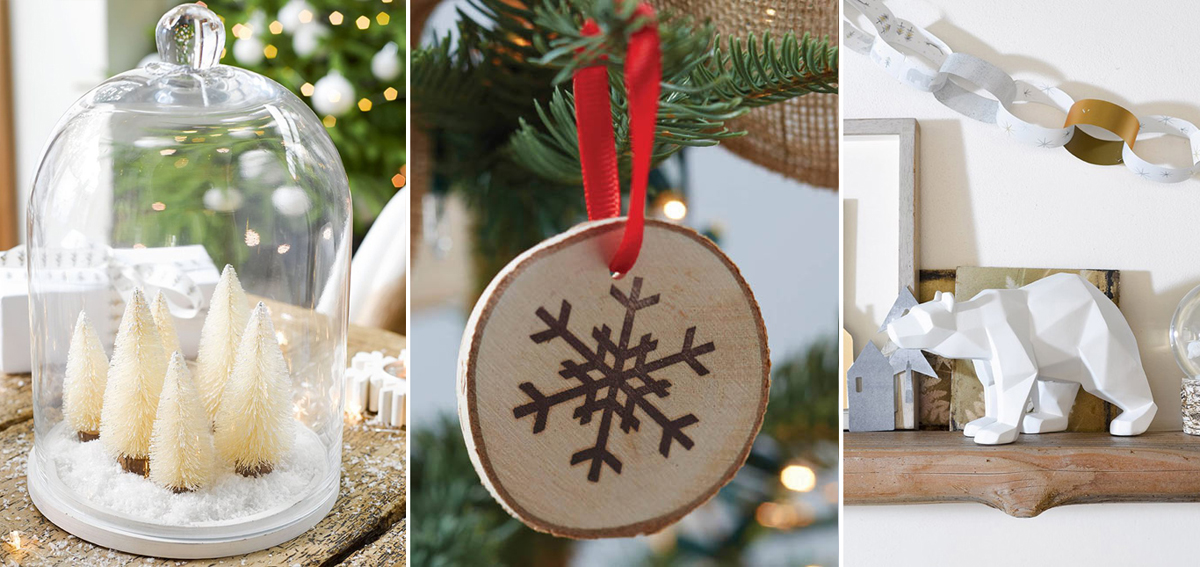 Win stylish christmas d cor from for Christmas home decor 2016