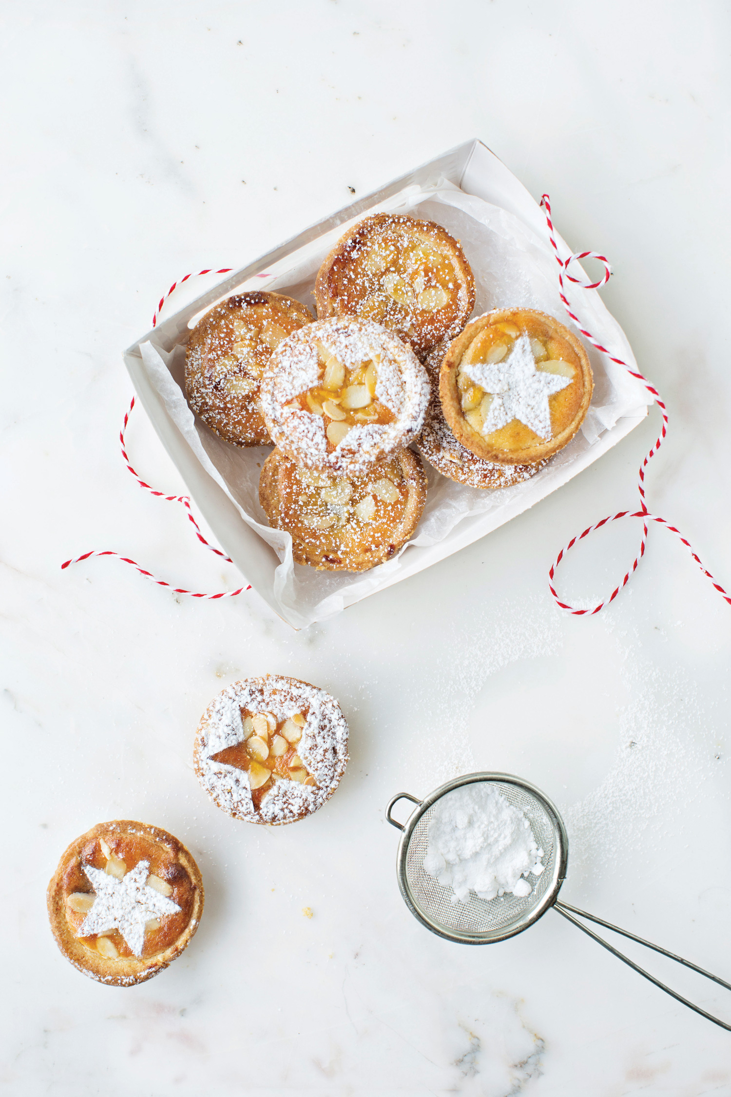 mince pies Christmas recipes