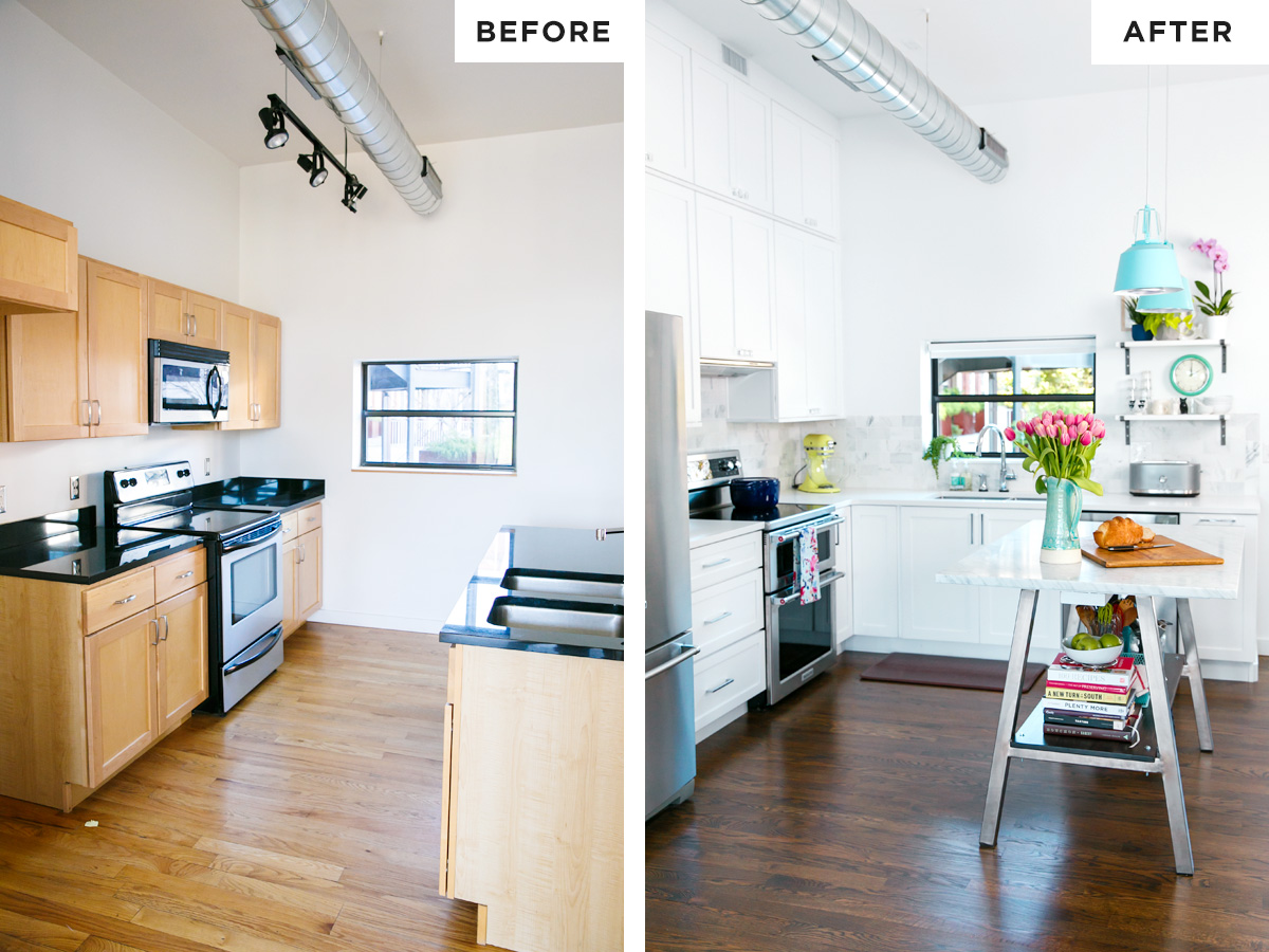 incredible kitchen remodel | Look inside a blogger's incredible kitchen makeover ...