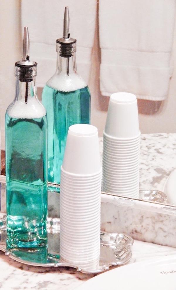 home hack for mouthwash