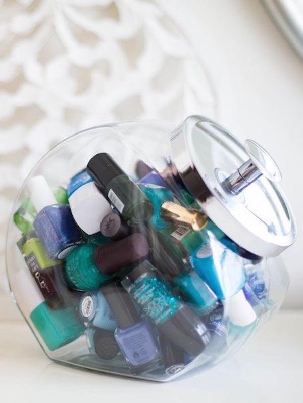 home hack nail varnish
