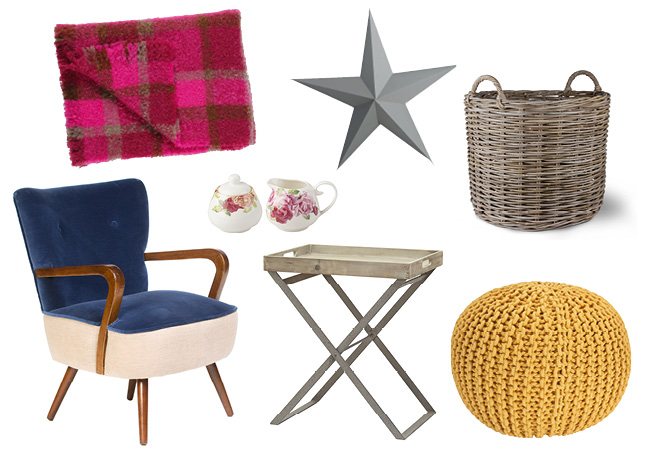 country home style interiors get the look shop steal the style