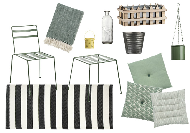 23 homeware accessories we love from the new sostrene grene outdoor living collection. Black Bedroom Furniture Sets. Home Design Ideas