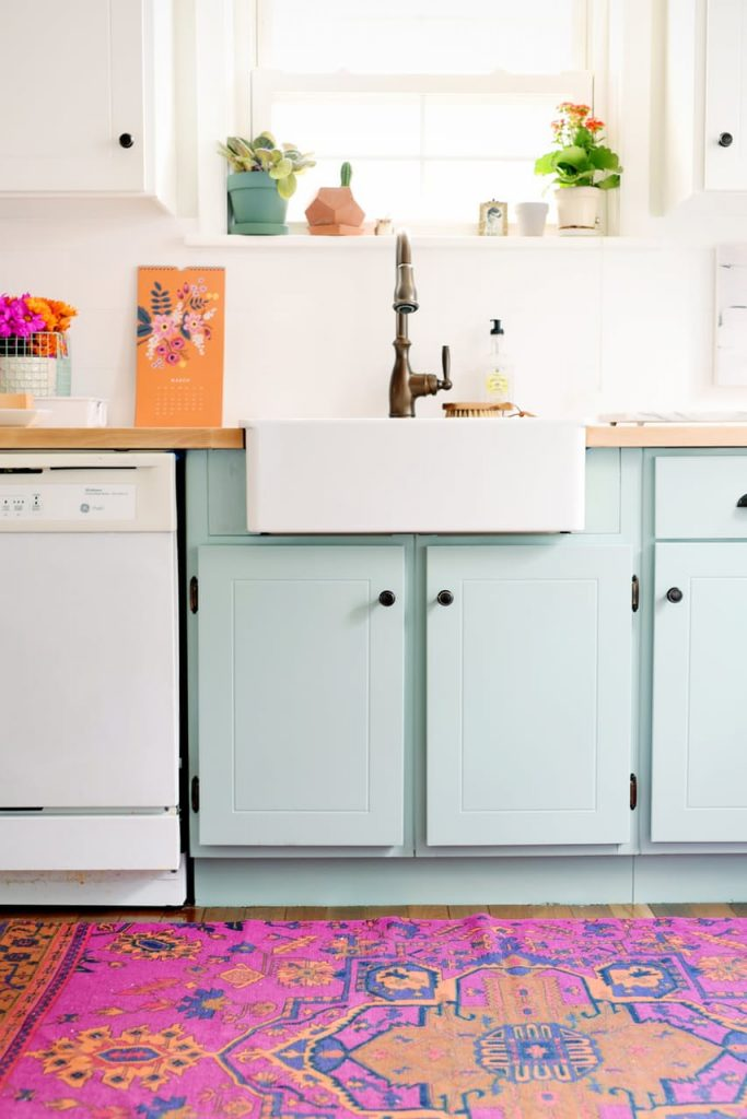 small kitchen updates to makeover on a budget